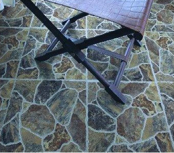 Terrace Brown 50x50